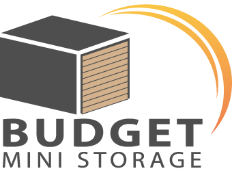 Budget Mini Storage Logo